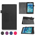 For Amazon Fire 7 inch HD 8 10 Case 7th Generation 2017 Stand Tablet Cover Thin