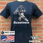 CHICAGO BEARS WALTER PAYTON ***SWEETNESS*** T-SHIRT, RETRO FADED on eBay