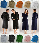 UNI SEX 500GSM Combed Bath Robe Terry Towelling Shawl Collar & Hooded Bathrobe <br/> SALE * SALE* SALE* 80% off from the RRP!!