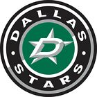 Dallas Stars Round Color Die Cut Vinyl Decal Sticker - You Choose Size $18.99 USD on eBay