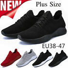 Men Running Shoes Breathable Training Sneakers Outdoor Casual Sports Sock Shoes