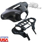 Batwing Inner + Outer Fairing Nose Front Cover For Harley Davidson Touring 14-18 $148.96 USD on eBay