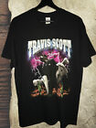Travis Scott Pen & Pixel T-shirt RODEO MADNES Tour Merch tee M-234XL M058 image