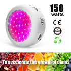 UFO 150W LED Grow Light Full Spectrum IR UV Hydro For Indoor Plant Growing Lamps