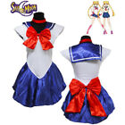 Beautiful Girl Cos Anime Soldier Sailor Moon Japanese Anime Costume Whole set