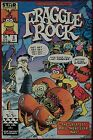 Fraggle Rock #8 - Jim Henson - Comic Book - From Marvel Comics