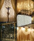 BrightCasa String Lights Curtain by for Valentine's Day Decoration, Christmas 8