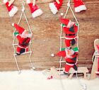 Cute Santa Claus Doll Merry Christmas Decorations For Home Tree Ornaments