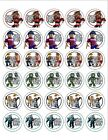 30 Roblox Thank You Lollipop Party Favors Birthday Stickers