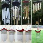 9 Styles Wind Chimes Large Deep Tone Resonant Church Bell Outdoor Garden Decor