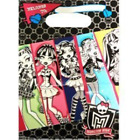Monster High Loot Bags 8 Birthday Favor Treat Goodie Party Supplies Girl