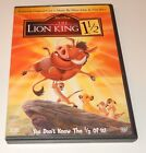 The Lion King 1 1/2 (DVD, 2004, 1-Disc) WS Disney  Movie Disc ONLY