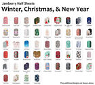 Jamberry WINTER, CHRISTMAS, & NEW YEAR Nail Wraps ~ Half Sheet, FREE SHIPPING