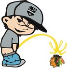 Los Angeles Kings Piss On Chicago Blackhawks NHL Color Vinyl Decal CHOOSE SIZES $18.99 USD on eBay