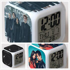 RIVERDALE TV Color LED Night light Digital Alarm Clock Best Gift NEW