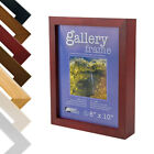 Внешний вид - Ambiance Gallery Wood Picture Frames for Stretched Canvas Artist Panels Boards