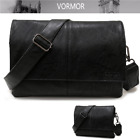 Men Shoulder Messenger Bag Male Leather Crossbody Bags Man POLO Travel Briefcase