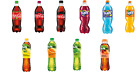 COCA COLA 10x 1L - LIME CHERRY - FANTA FUZE TEA - 10 FLAVOURS FROM POLAND - TRY $78.99  on eBay
