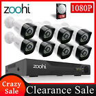 ANRAN 8CH 1080P CCTV Security Camera System Home Security Outdoor Video AHD DVR