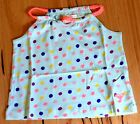 Roxy Girls Printed Top -  GREEN  - SIZES - 3,4 & 5 - NEW
