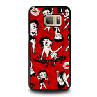 BETTY BOOP COLLAGE Samsung Galaxy S5 S6 S7 Edge S8 S9 Plus Case $15.9 USD on eBay