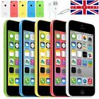 Apple iPhone 5C 8GB 16GB 32GB All Colours Unlocked Sim Free Smartphone UK STOCK