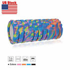Grid Foam Roller Yoga Gym Pilates Massage EVA Physio Back Exercise Trigger Poin image