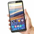 "Unlocked 6.0"" Cell Phone Quad Core Android 7.0  Dual Sim T-mobile Smart Mobile"