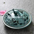 170x90mm 6 Styles Incense Bowl Burner Hollow Cover Coil Smoke Holder Home Decor