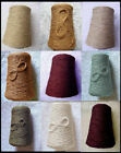Quality Rayon Cotton Linen  9 Color Choice Cone Yarn Knit Weave Crochet
