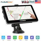 "7"" Touch Screen Auto Truck&Car GPS with Lifetime Continental US Maps 8GB FM"