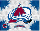 NHL - Colorado Avalanche Logo Canvas Hockey Team Logo $69.0 USD on eBay