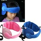 Kids Child Head Neck Support Car Seat Belt Safety Headrest Pillow Pad Protector