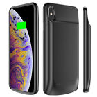 2019 NEWEST Apple MFi Certified Battery Case for iPhone XS MAX XR X 8 7 6 Plus 5