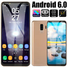 """S9 Big Screen 5.7"""" Inch Lte Smartphone Dual Sim Android 6.0 Mobile Phone Gps Dr"""