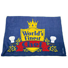 Kitchen Cooking Tea Towels - Worlds Finest Chef - Cooking Cleaning