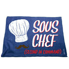 Kitchen Cooking Tea Towels - Sour Chef - Cooking Cleaning Christmas Birthd