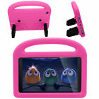 For Amazon Kindle Fire HD 8 2018/2017 8th Gen Tablet Kids Friendly Silicone Case