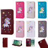 Cute Pattern Synthetic Leather Magnetic Flip Wallet Case For iPhon 8 Plus 6s X
