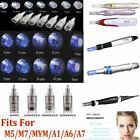 For Ultima Dr Pen A1 A6 A7 M5 M7 MYM Needles Cartridges Tips Electric Derma Pen