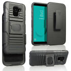 For Samsung Galaxy Note 9/8/S9 Plus/A6/J3/J4/J6/J7/J8 2018 Armor 360° Stand Case