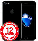 Apple iPhone 7 - 32GB 128GB 256GB - Unlocked SIM Free Smartphone Colours Grades <br/> 12 WARRANTY ✓✓ FAST DELIVERY ✓✓ case + LCD protector