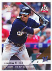 Christian Yelich Brewers NL Reserve MLB All-Star Game ASG 2018 Topps Now AS-28