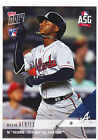 Ozzie Albies Braves Rookie NL Reserve All-Star Game ASG 2018 Topps Now AS-22 RC