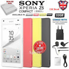 Uk Factory Unlocked Sony Xperia Z5 Compact E5823 Black White Yellow Pink Phone