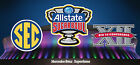 4 Tickets (lots of 2) for 2019 Allstate Sugar Bowl  Section 137