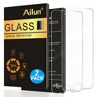 Screen Protector Compatible with iPhon 8 Plus 7 Plus, [5.5inch][2Pack],0.29mm