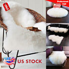 Kyпить US Fluffy Warm Sheepskin Rug Soft Faux Fur Rugs Room Mats Thick Wool Carpet JO на еВаy.соm