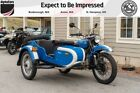 2013+Ural+Patrol+2WD+Blue+%26+White+Custom