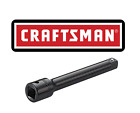 Craftsman Impact Extension 1/2 or 3/8 Drive Choose a Size Fast Shipping